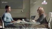 【搜达足球视频分享】C.罗面包广告