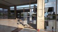 美乐广场售楼部设计方案动画成都阿基里斯建筑景观设计有限公司