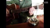 德阳吉他-小熊饼干--Silence(cover)木吉他翻弹