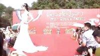 温州首届婚恋文化节吉田化妆造型婚纱秀―在线播放