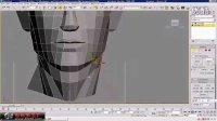 3DMAX游戏教程_人物制作04