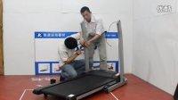乔山T941跑步机安装教程