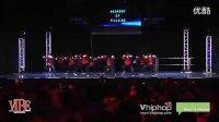 [【舞蹈 街舞】2012 超劲爆街舞 hiphop Vibe 17 齐舞比赛第2名