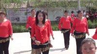 《最炫民族风》天津市宝坻区大白庄广场舞队
