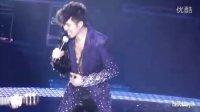 2012钟汉良广州演唱会 哇是世界第一等 崩扣瞬间