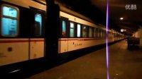 【原创正版】(超清)T113(杭州——兰州)  西安站 2站台 发车