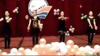 新锐私立学校教职员工2012庆元旦汇演_小学部舞蹈