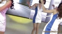 2014台北车展LUXGEN美女名模舞蹈