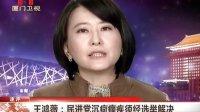 民进党,王鸿薇,两岸新新闻,140102,沉疴痼疾,须经选举解决