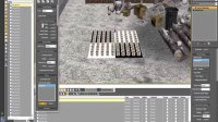 3DMAX2012全新刚体动力学MASSFX贴图效果运用