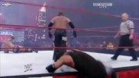 第216期WWE09耀武扬威UT 8D 619 Punk重量级冠军赛【中