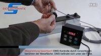 瑞士原产SENSORMATE平面应变传感器QE1010的使用说明视频