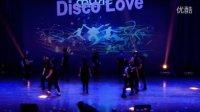 天津商业大学 设计学院2014元旦晚会 开场舞《disco love》