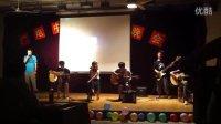 抹茶蛋糕乐队首次登台,清新BBOX版TIKTOK--校台毕业生晚会