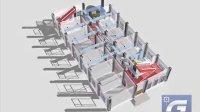 浩辰CAD协同设计——动画1