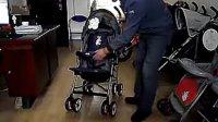 呵宝童车307安装视频
