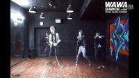 【丸子控】[WAWASCHOOL]东方神起 - Something 舞蹈教学