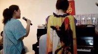 视频: 群宝钢琴-樟树笛子-QQ唱-红豆曲