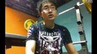 韩博惟泰拳扫踢教程 1.1(扫踢标准动作分析讲解)