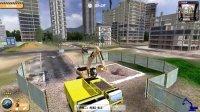 挖掘机模拟游戏