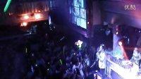 """""""综艺天王""""吴宗宪率天团AP3及Daoble 2于9月4日登陆扬州百乐门。现场气氛爆棚。"""
