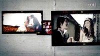 AE 婚庆相册模板 相机爱情故事 婚礼预告片 温馨相册