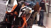 KTM 690 R Duke 2013 展台高清实拍