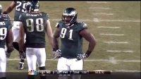 NFL2013-14赛季 国联外卡赛 费城老鹰 VS 新奥尔良圣徒