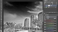 [PS]Photoshop 照片处理CS6专家讲堂视频-黑白调整