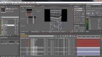 三维层建模 制作3D高楼林立的震撼三维视角【AE教程】