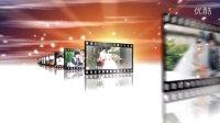 结婚电子相册 婚庆开场视频制作 AE片头婚庆震撼模板