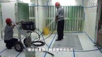 丙烯酸防水涂料的机械喷涂方案