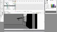 Madness动画教程-0.场景的绘制以及遮罩层(无语音)