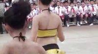 庆六一学生拉丁舞