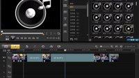 视频制作师主讲会声会影15实战篇4利用DICM文件的截图制作片尾