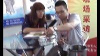2012上海国际水展慧聪水工业网专访蓝盾水净化喻总