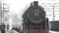 朝鲜铁路的解放型蒸汽机车