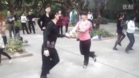 赵-张-八步牛仔舞2