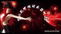 [AE模板]红色喜庆节目预告的片头展示模板
