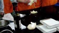 1.11初级西式面点师:菠萝面包-2 菠萝皮制作
