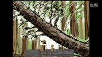 MAYA制作 保护树木