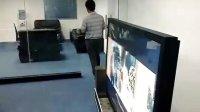 广州厂家三星82寸液晶显示器触摸机批发供应 厂家总代 沃尔电子