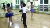树梁少儿培训拉丁舞展示