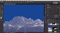 MattePainting景观动画教程-11.刻画每个图层的细节