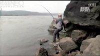 河中巨怪:巨型食人鱼打捞上岸锯齿似鳄鱼
