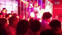 长沙M2酒吧<豹动之夜>劲歌热舞性感豹纹内衣走秀