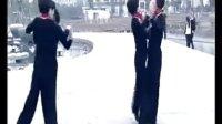 伶意广场舞 爱拼才会赢