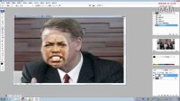 [PS]Photoshop换脸教程