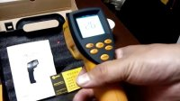 南京隆顺仪器仪表有限公司全国总代香港泰克曼TM900红外线测温仪