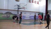 弘瑞篮球387期沙子口VS部落视频第一节-周日下-1.12